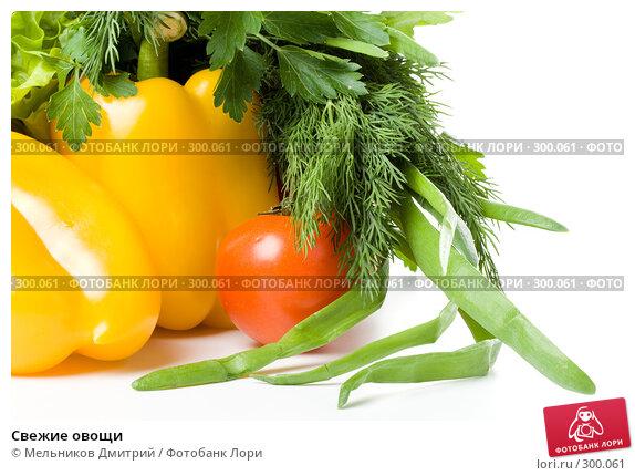 Свежие овощи, фото № 300061, снято 18 мая 2008 г. (c) Мельников Дмитрий / Фотобанк Лори
