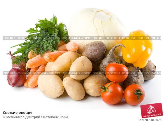 Свежие овощи, фото № 300073, снято 18 мая 2008 г. (c) Мельников Дмитрий / Фотобанк Лори