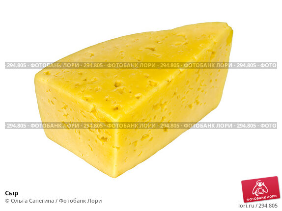 Купить «Сыр», фото № 294805, снято 22 апреля 2008 г. (c) Ольга Сапегина / Фотобанк Лори