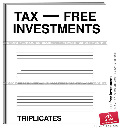 tax free investment