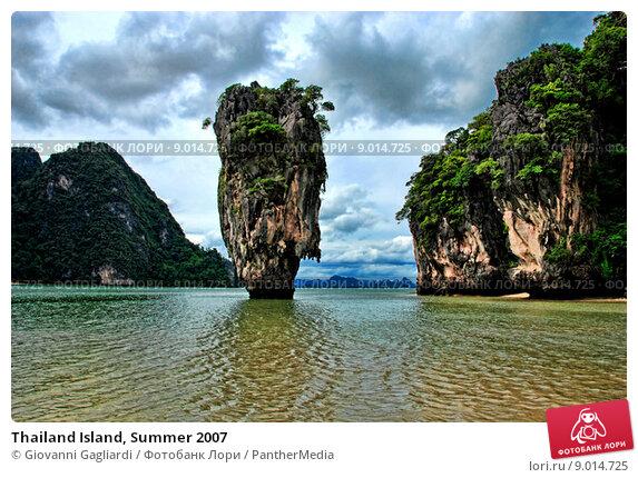 Купить «Thailand Island, Summer 2007», фото № 9014725, снято 26 мая 2019 г. (c) PantherMedia / Фотобанк Лори