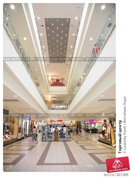 Купить «Торговый центр», фото № 261005, снято 25 апреля 2018 г. (c) Losevsky Pavel / Фотобанк Лори
