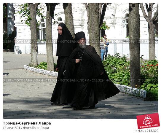 Троице-Сергиева Лавра, эксклюзивное фото № 213329, снято 23 июня 2007 г. (c) lana1501 / Фотобанк Лори