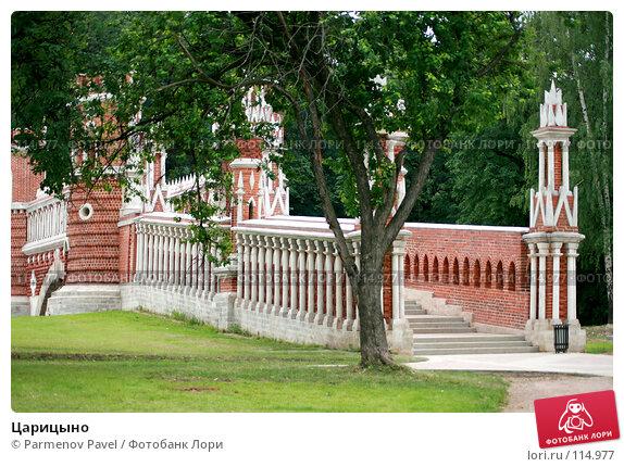Царицыно, фото № 114977, снято 10 июня 2007 г. (c) Parmenov Pavel / Фотобанк Лори