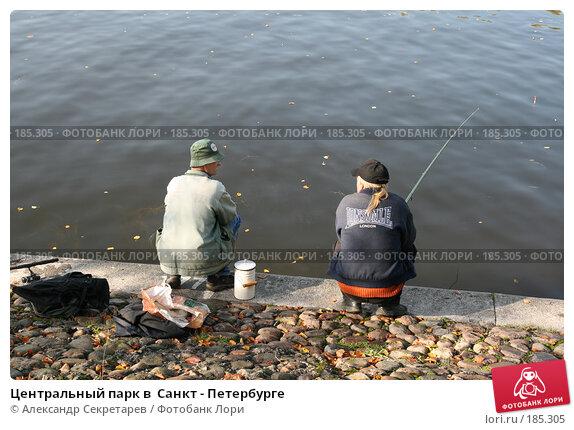 Центральный парк в  Санкт - Петербурге, фото № 185305, снято 30 сентября 2007 г. (c) Александр Секретарев / Фотобанк Лори