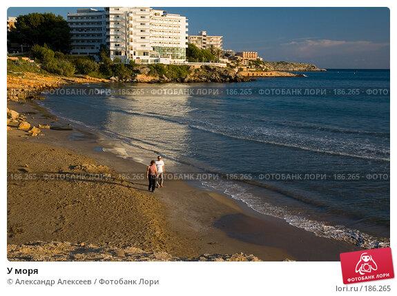 У моря, эксклюзивное фото № 186265, снято 23 сентября 2005 г. (c) Александр Алексеев / Фотобанк Лори