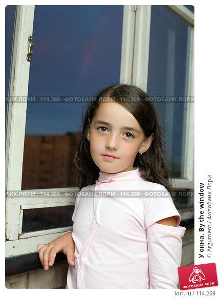 У окна. By the window, фото № 114269, снято 26 августа 2007 г. (c) Argument / Фотобанк Лори