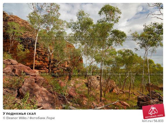 У подножья скал, фото № 56833, снято 5 июля 2007 г. (c) Eleanor Wilks / Фотобанк Лори