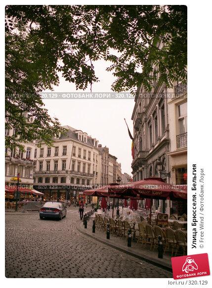 Улица Брюсселя. Бельгия, эксклюзивное фото № 320129, снято 30 мая 2017 г. (c) Free Wind / Фотобанк Лори
