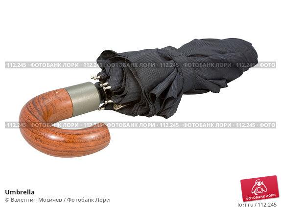 Купить «Umbrella», фото № 112245, снято 20 января 2007 г. (c) Валентин Мосичев / Фотобанк Лори