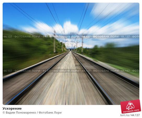 Купить «Ускорение», фото № 44137, снято 23 августа 2004 г. (c) Вадим Пономаренко / Фотобанк Лори