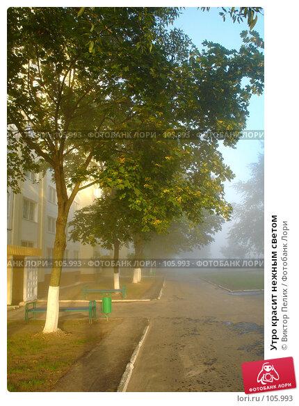 Утро красит нежным светом, фото № 105993, снято 21 сентября 2007 г. (c) Виктор Пелих / Фотобанк Лори