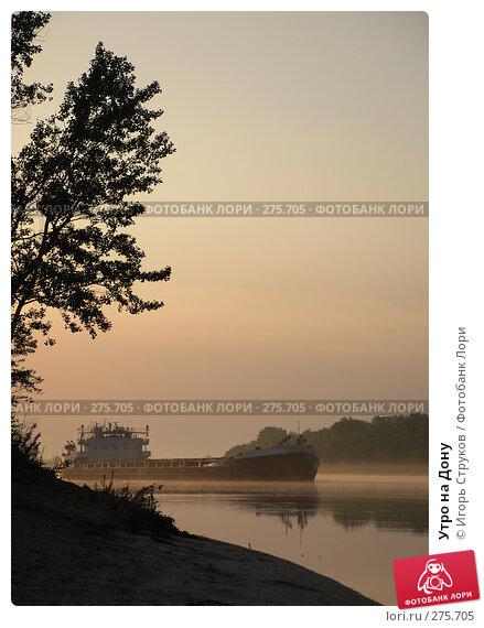 Утро на Дону, фото № 275705, снято 2 мая 2008 г. (c) Игорь Струков / Фотобанк Лори