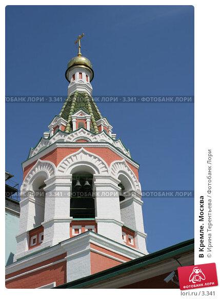 В Кремле. Москва, эксклюзивное фото № 3341, снято 30 апреля 2006 г. (c) Ирина Терентьева / Фотобанк Лори