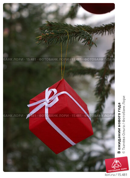 Купить «В ожидании нового года», фото № 15481, снято 21 декабря 2006 г. (c) Ткачёва Ольга / Фотобанк Лори
