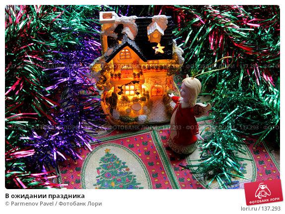 В ожидании праздника, фото № 137293, снято 4 декабря 2007 г. (c) Parmenov Pavel / Фотобанк Лори