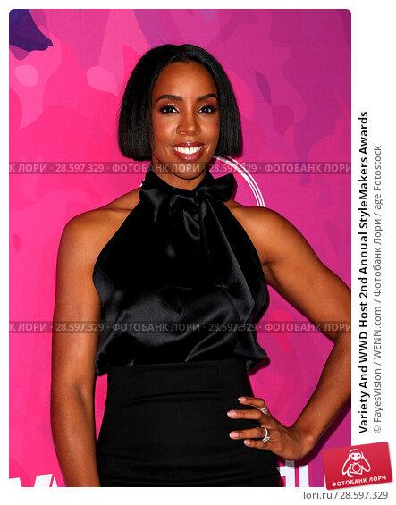 Купить «Variety And WWD Host 2nd Annual StyleMakers Awards Featuring: Kelly Rowland Where: West Hollywood, California, United States When: 17 Nov 2016 Credit: FayesVision/WENN.com», фото № 28597329, снято 17 ноября 2016 г. (c) age Fotostock / Фотобанк Лори