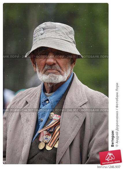 Ветеран, фото № 246937, снято 26 июля 2017 г. (c) Андрей Доронченко / Фотобанк Лори