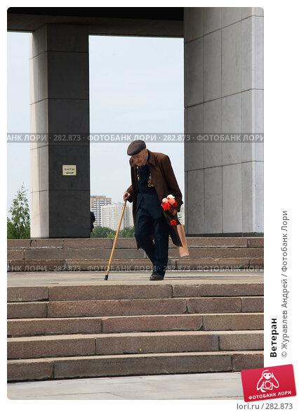 Ветеран, эксклюзивное фото № 282873, снято 9 мая 2008 г. (c) Журавлев Андрей / Фотобанк Лори