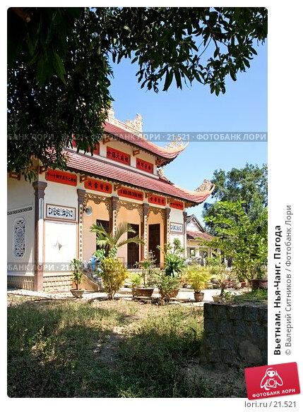 Вьетнам. Нья-Чанг. Пагода, фото № 21521, снято 13 февраля 2007 г. (c) Валерий Ситников / Фотобанк Лори