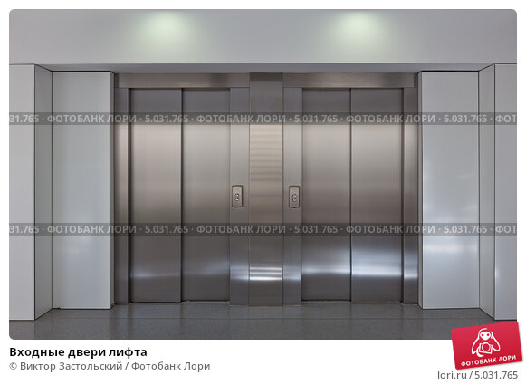 двери металлические лифтове
