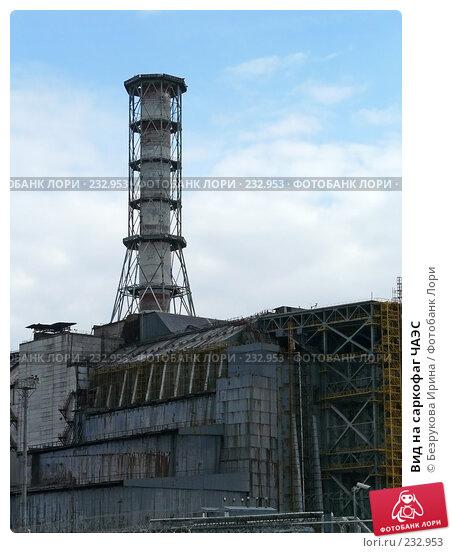 Вид на саркофаг ЧАЭС, эксклюзивное фото № 232953, снято 15 марта 2008 г. (c) Безрукова Ирина / Фотобанк Лори