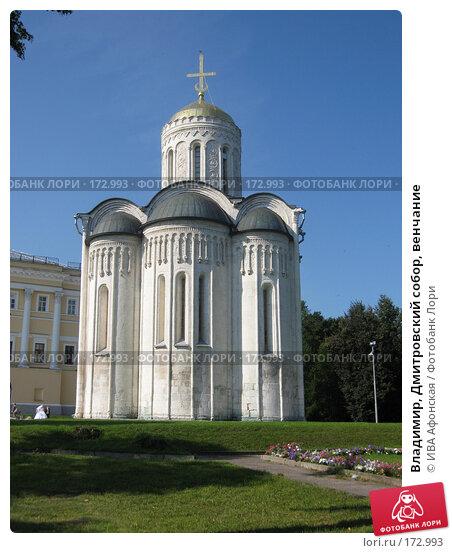Владимир, Дмитровский собор, венчание, фото № 172993, снято 20 августа 2006 г. (c) ИВА Афонская / Фотобанк Лори