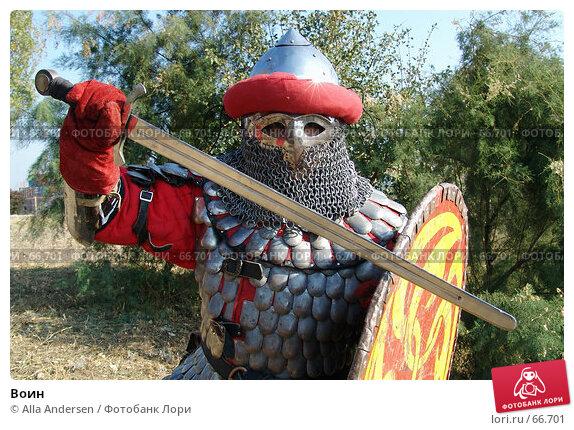 Воин, фото № 66701, снято 25 сентября 2005 г. (c) Alla Andersen / Фотобанк Лори