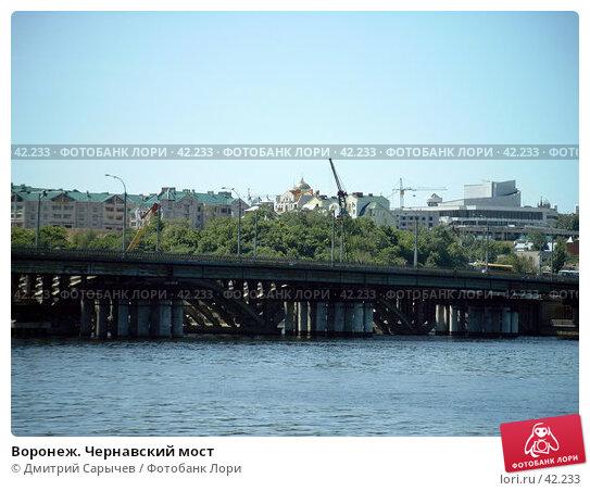 Воронеж. Чернавский мост, фото № 42233, снято 5 июня 2004 г. (c) Дмитрий Сарычев / Фотобанк Лори