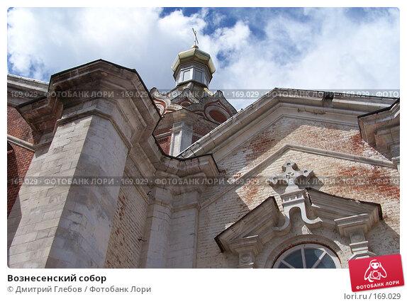 Вознесенский собор, фото № 169029, снято 14 декабря 2004 г. (c) Дмитрий Глебов / Фотобанк Лори