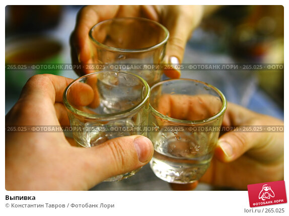 Купить «Выпивка», фото № 265025, снято 1 июня 2007 г. (c) Константин Тавров / Фотобанк Лори