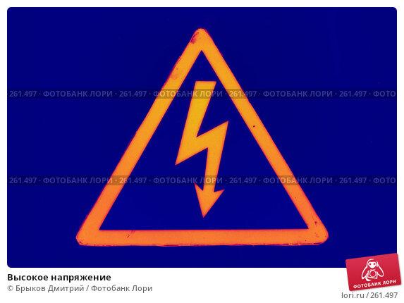 Высокое напряжение, фото № 261497, снято 24 апреля 2008 г. (c) Брыков Дмитрий / Фотобанк Лори