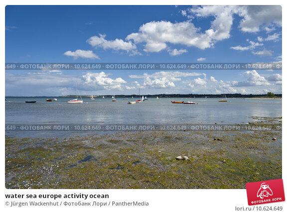 water sea europe activity ocean. Стоковое фото, фотограф Jürgen Wackenhut / PantherMedia / Фотобанк Лори
