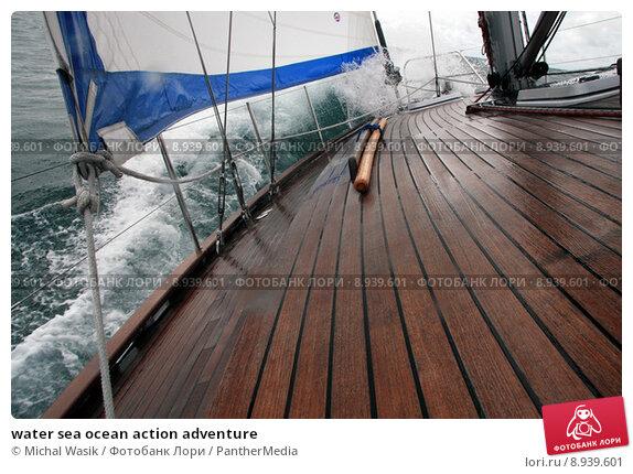 Купить «water sea ocean action adventure», фото № 8939601, снято 22 февраля 2020 г. (c) PantherMedia / Фотобанк Лори