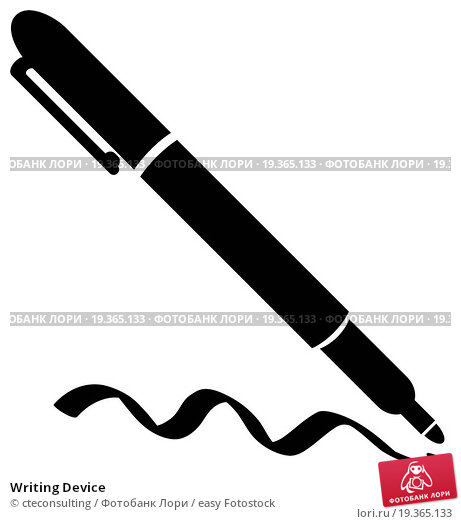 hand writing device