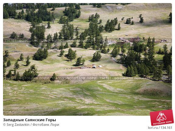 Западные Саянские Горы, фото № 134161, снято 27 июня 2006 г. (c) Serg Zastavkin / Фотобанк Лори