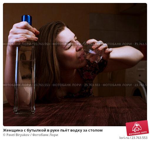 Вся бутылка в письке топик