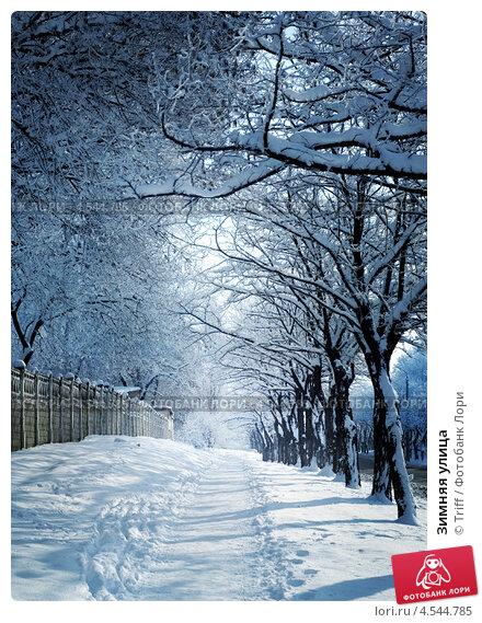 Купить «Зимняя улица», фото № 4544785, снято 17 декабря 2018 г. (c) Triff / Фотобанк Лори