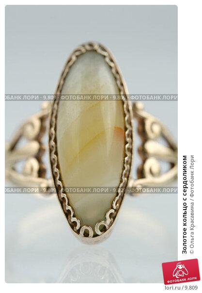 Золотое кольцо с сердоликом, фото № 9809, снято 6 августа 2006 г. (c) Ольга Красавина / Фотобанк Лори
